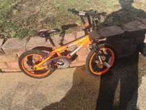 Child Mongoose dirt bike in Fort Campbell, Kentucky