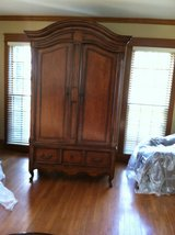 Toms Price Walnut Armoire in Yorkville, Illinois