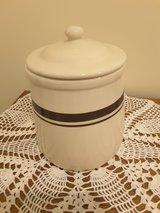 It's a McCoy Pottery Collectible Crock Cookie Jar in Wilmington, North Carolina
