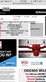 VDay Bulls Tickets in Bolingbrook, Illinois