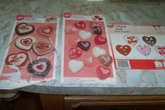 Valentine candy trays in Conroe, Texas