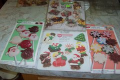 Christmas candy trays in Conroe, Texas