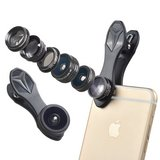 ISSIKI Electronics HD Cell Phone Camera Lens Kit for iPhone 6/ 6s Plus/ SE/ 7/ Samsung Galaxy S8... in Fort Campbell, Kentucky