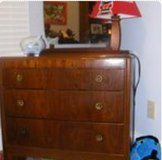 Small Dresser and mirror in Cleveland, Texas