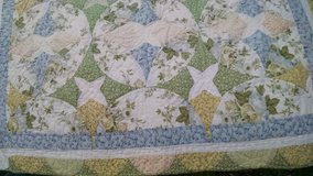 Hand made baby quilt in Camp Lejeune, North Carolina