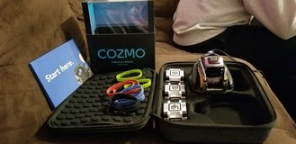 Cozmo Collectors Edition with accessories in Fort Benning, Georgia