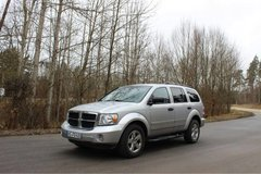 2007 Dodge Durango limited 4wd in Grafenwoehr, GE