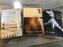 Lot #2 Books paperback in Clarksville, Tennessee