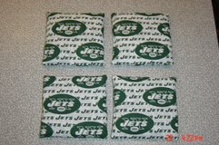 "New 4 Cornhole Bags NFL ""NY Jets"" in Glendale Heights, Illinois"