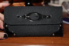 ***BRAND NEW Black Guess Checkbook Wallet*** in Cleveland, Texas