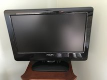 """19"""" Philips TV With Remote Control in Fort Rucker, Alabama"""