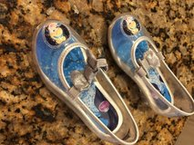 Cinderella shoes size 6 toddler in Bolingbrook, Illinois