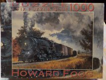 1000 Pieces artist is Howard FOGG TRAIN MIB in Alamogordo, New Mexico