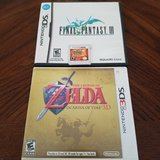 DS/3DS Games in Travis AFB, California