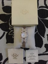Butterfly Sterling Silver Watch -Original Lenox Timepiece, NEW in Baytown, Texas