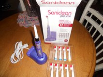 soniclean pro 3000 tooth brush in Beaufort, South Carolina