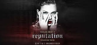 "Taylor Swift ""Reputation "" tour - Soldier Field, 4 tickets, Section T (on the field, near one of... in Chicago, Illinois"