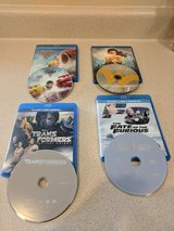 New (DVD) Movies for sale NOT BLU RAY- in Fort Riley, Kansas