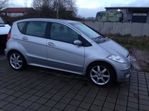 2005 Mercedes A180 CDI Automatic Diesel loaded in Ramstein, Germany