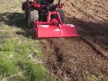 Garden Tilling. And tractor work in Houston, Texas