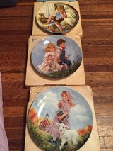 3 collectors plates $65 for all in Fort Riley, Kansas