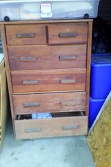 Old Oak Dresser in Beaufort, South Carolina