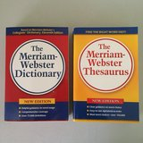 Dictionary/Thesaurus Set in St. Charles, Illinois