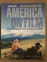 America On Film Book 2nd Edition in Fairfield, California