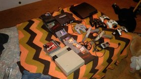 video game bundle. Gotta go to a new home. in Yucca Valley, California