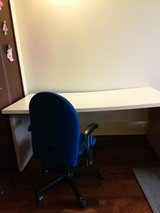 desk table and chair in Okinawa, Japan