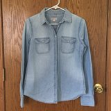 Women's Denim Shirt in Palatine, Illinois