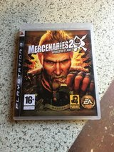 Mercenaries 2 PS3 in Lakenheath, UK