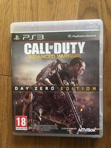Call of Duty Advanced warfare PS3 in Lakenheath, UK