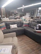 Sectional - Available in 4 Colors -NEW in Cincinnati, Ohio