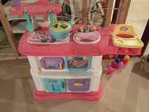 Fisher Price kitchen playset in Elgin, Illinois