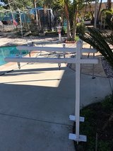 "52"" Straight Arm Post (2) in Camp Pendleton, California"