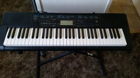 Casio 61 Key Electronic Piano in Yucca Valley, California