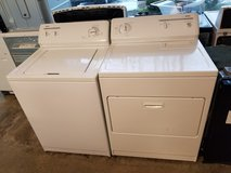 Refurbished Kenmore washer and dryer white delivery/installation/warranty in Fairfax, Virginia