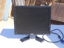 dell 17'' lcd monitor in 29 Palms, California
