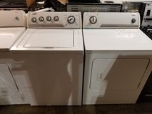 Refurbished whirlpool washer and dryer set warranty/delivery/installation in Fairfax, Virginia