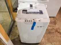 Brand new Haier - 2.1 Cu. Ft. 8-Cycle Top-Loading Washer White 01 yr warranty/delivery/installation in Fairfax, Virginia