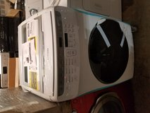 Brand new Samsung FlexWash 6-cu ft High Efficiency Front-Load Washer White 01 yr warranty/delivery in Fort Belvoir, Virginia