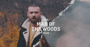 2 tickets for Justin Timberlake concert in Camp Pendleton, California