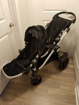 Double Stroller City Select Baby Jogger in Pasadena, Texas