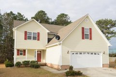 Newly Carpeted 2 Story Home In Jax Commons!  106 Chastain in Camp Lejeune, North Carolina