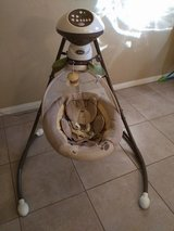 Fisher Price Baby Swing in Yucca Valley, California