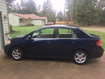Low miles 1 owner 2007 Nissan Versa in Tacoma, Washington