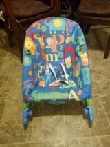 Fisher Price infant to toddler rocker in Warner Robins, Georgia