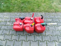 GAS CANS in Ramstein, Germany