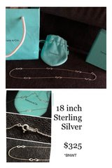 Tiffany Infinity Endless Necklace in Stuttgart, GE